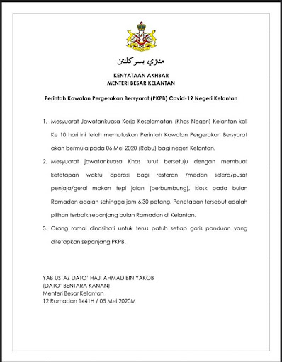 Kelantan Mra